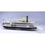 "Dumas Boats DUM1222 CREOLE QUEEN BOAT KIT 48"""" FOR R/C"